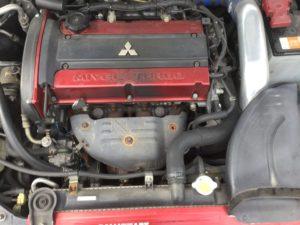 エボ9 エンジン