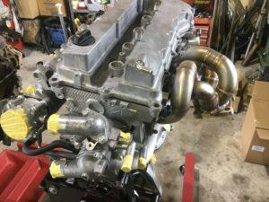 エボ10エンジン
